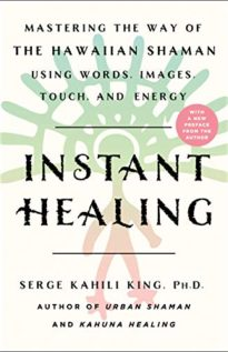 Instant Healing book cover