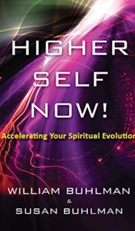 Higher Self Now book cover