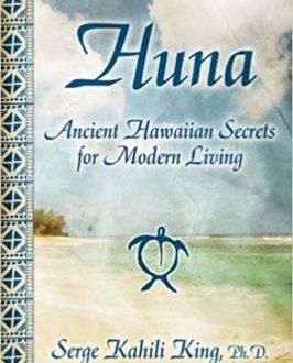 Huna book cover